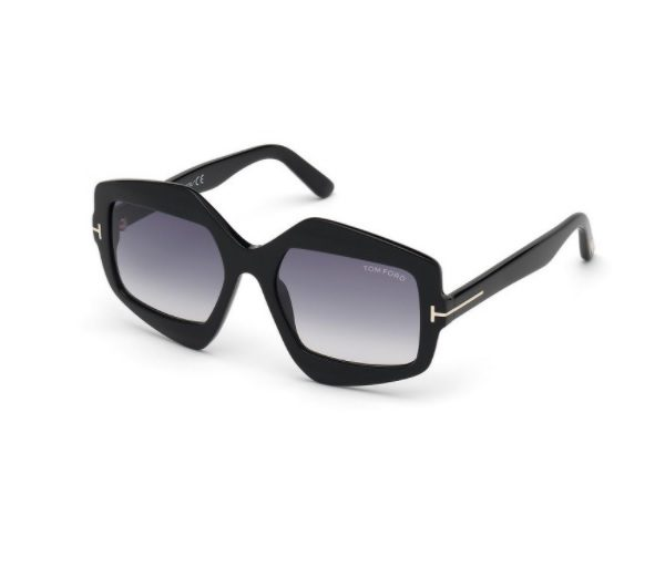 TOM FORD TATE-02 TF 789 01B – ÓCULOS DE SOL